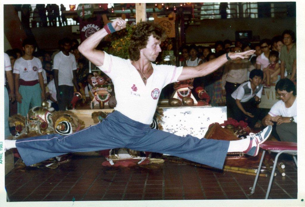 Dave stretch