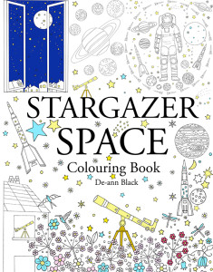 Spring Garden Colouring Book