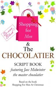 Shopping for men script cover web