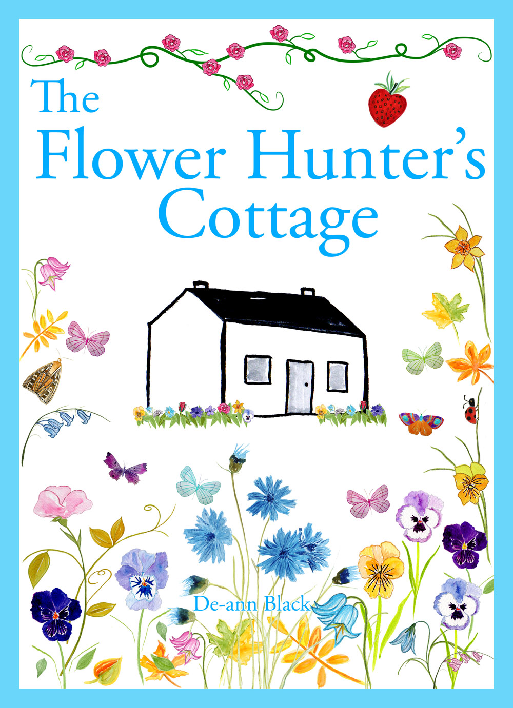 The Flower Hunters Cottage