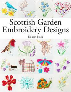 Scottish Garden Embroidery Designs